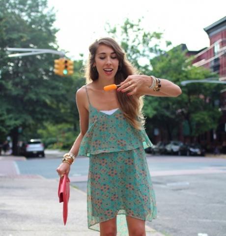 сшить летнее платье своими руками