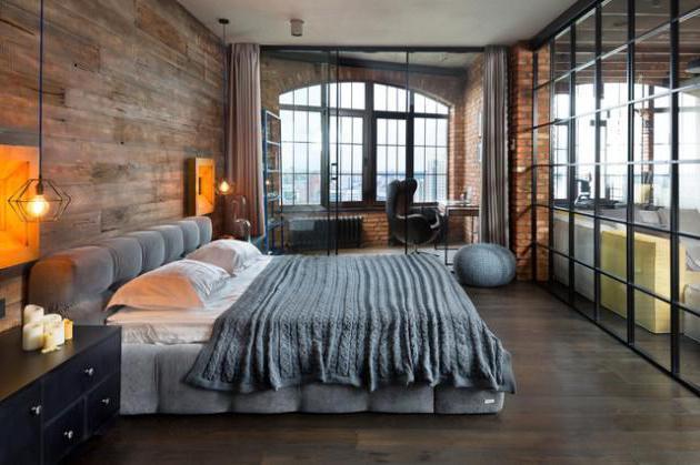 современная спальня 12 кв м