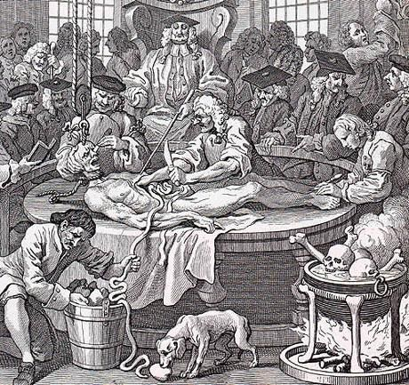 Современный взгляд на пытки средневековья