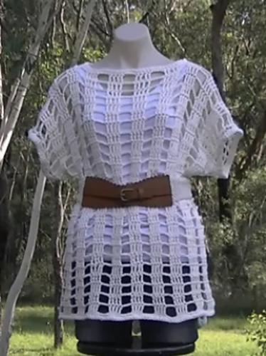 Создаем летние блузки своими руками