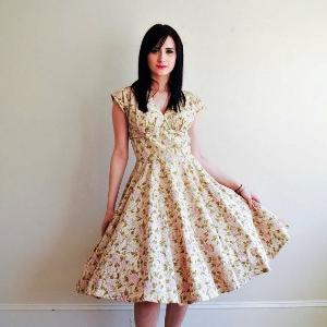 платья стиляг