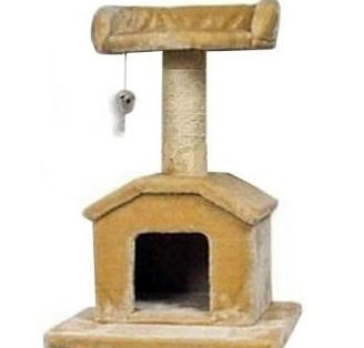 Создайте уют вашему питомцу, или как сделать домик для кошек