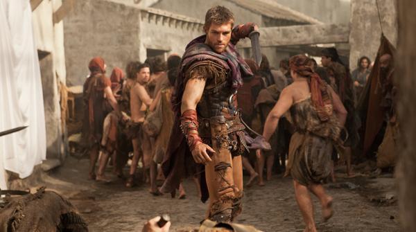 Спартак. Гладиатор и король рабов