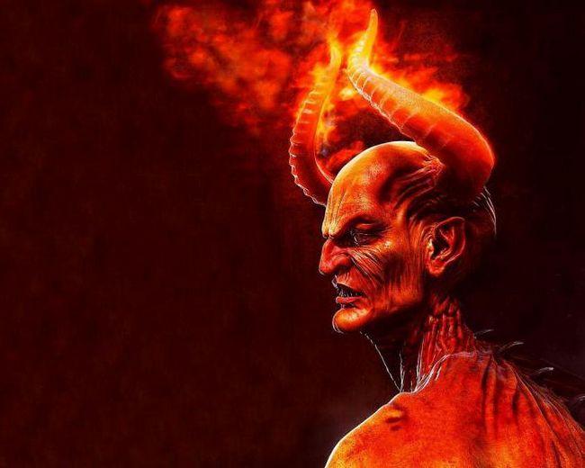 демоны ада список имен