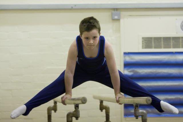 Спортивная гимнастика для мальчиков в свободное время