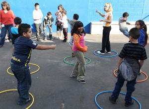 спортивные игры для детей дошкольного возраста