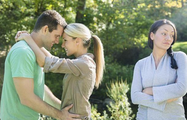 как отворотить мужа от любовницы
