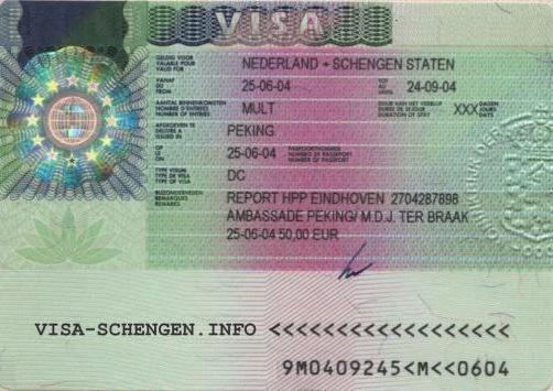 Сроки действия шенгенской визы: какими они бывают