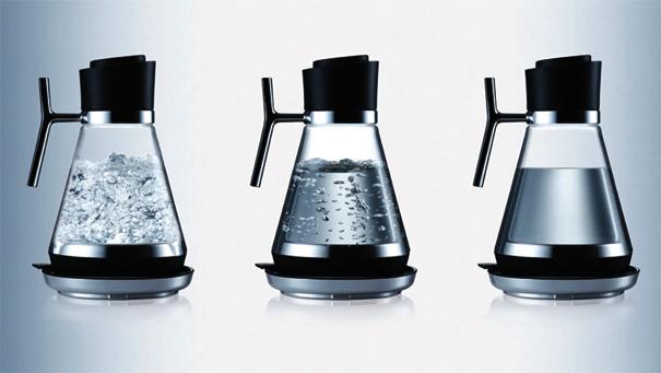 стеклянный чайник электрический
