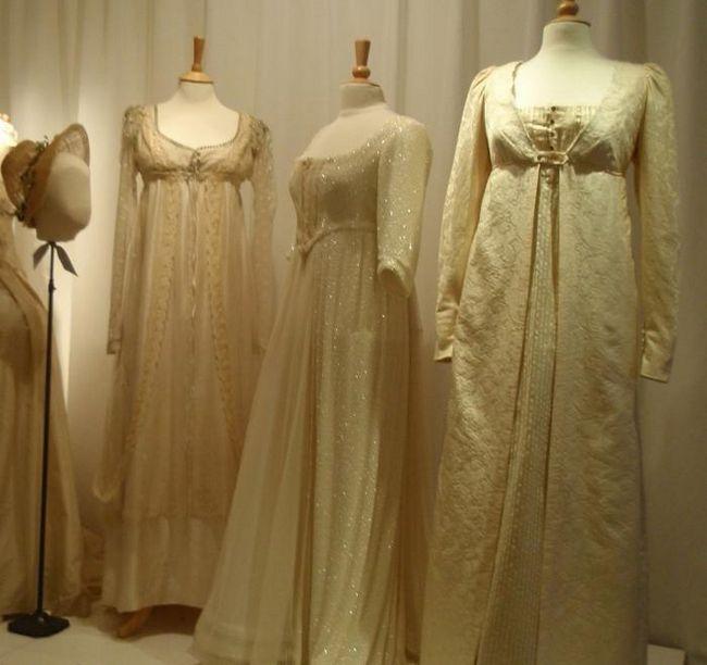 Стиль ампир в одежде – утонченная грация