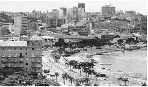 Столица анголы