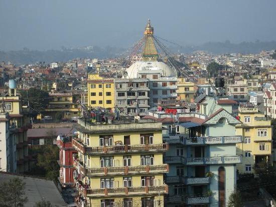 Столица непала - азиатская флоренция
