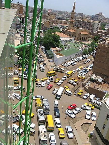 Столица судана - самая жаркая столица в мире