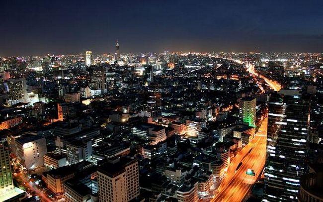 Столица тайланда бангкок - врата в юго-восточную азию