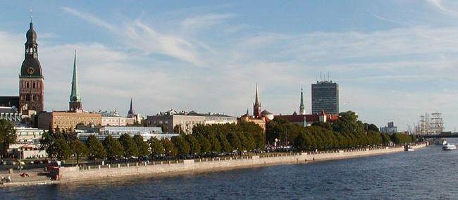 Страны балтии - характеристика региона