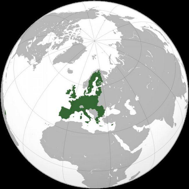 Страны евросоюза - история создания и органы власти