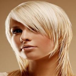 короткие стрижки на тонкие волосы