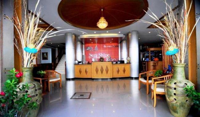 таиланд отель sunshine patong hotel 3