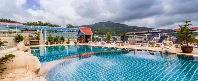 отель sunshine patong