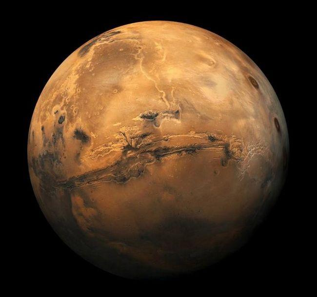 Существует ли жизнь на марсе?