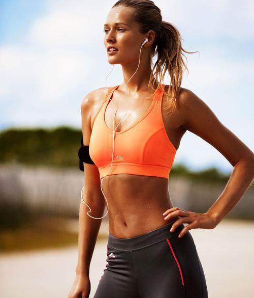 Сушка тела для девушки: меню и тренировки