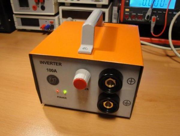 сварочный аппарат инвертор отзывы