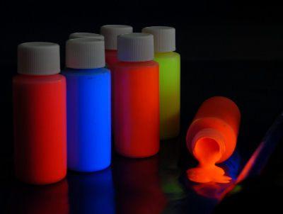 Светящаяся краска: оригинальный подход в декоре и искусстве