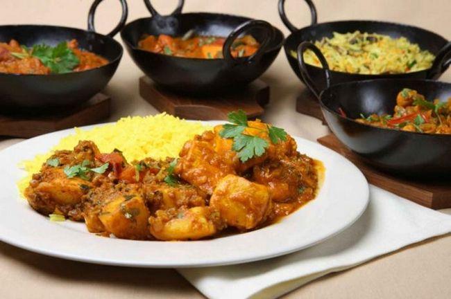Индийская кухня курица