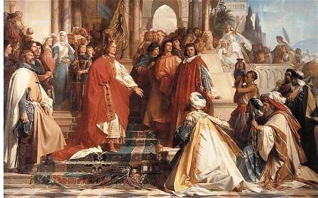 Священная римская империя: краткая история