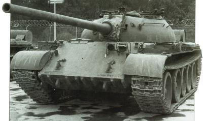 Т-54 - танк с долгой историей