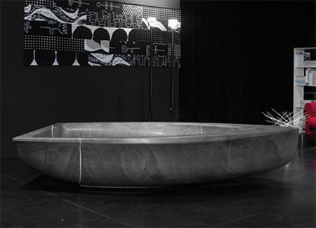 Такие популярные ванны из искусственного камня