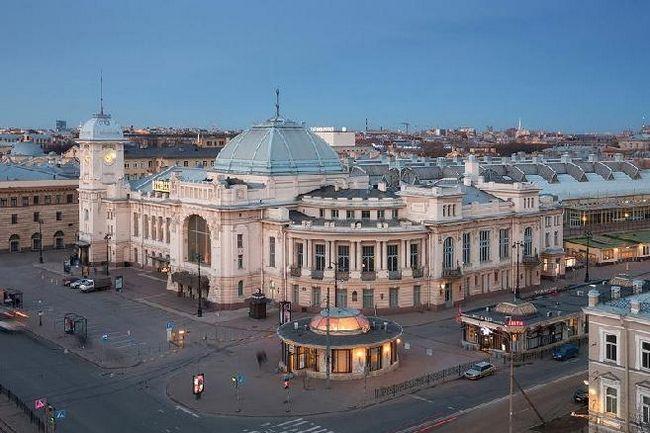 витебский вокзал санкт петербург