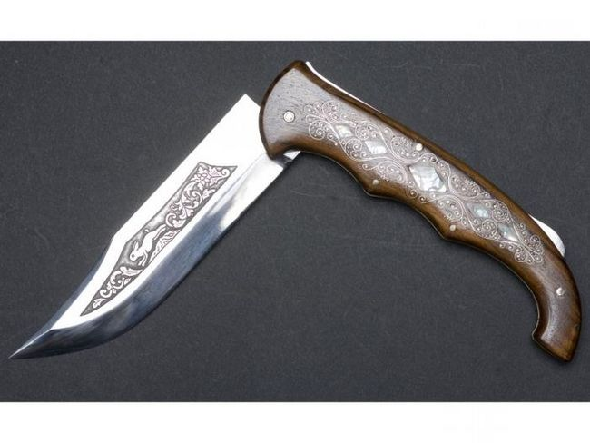 клинок для ножа