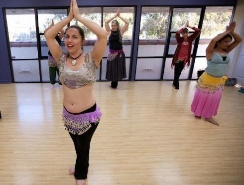 уроки танца живота для начинающих