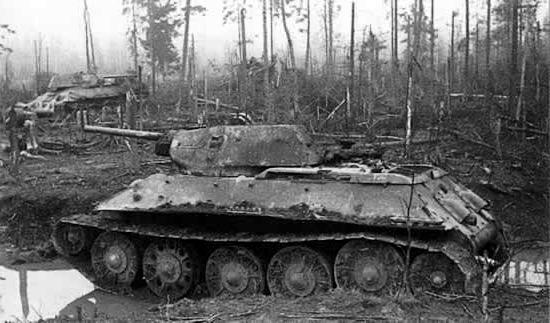 Танк т-34 глазами американских экспертов