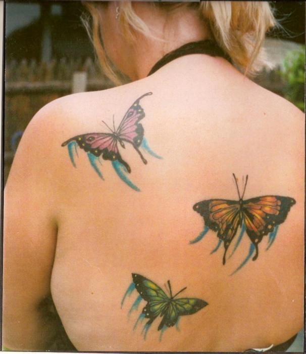 Татуировка для девушки: делаем правильный выбор