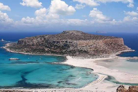 Греция: температура воды в мае