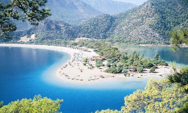 Турция, температура по месяцам