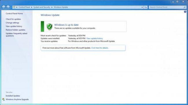Теперь вы сами решаете, когда система windows 10 будет обновляться!