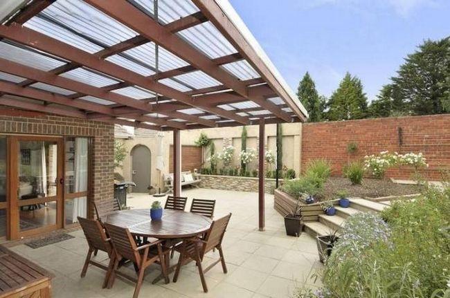 Терраса на даче – отличное дополнение к дому