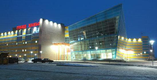Гранд Каньон торговый центр Санкт-Петербург