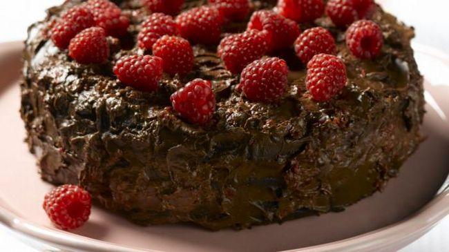 тающее чудо торт