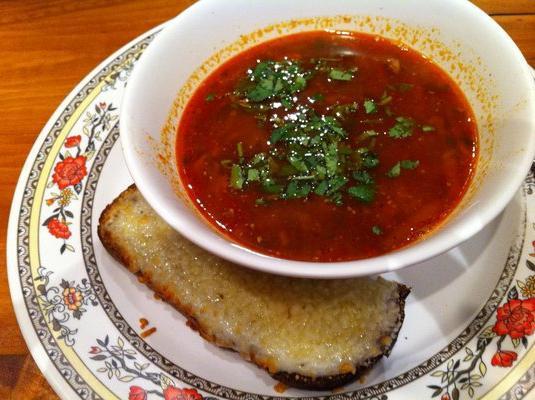 Традиционный рецепт приготовления супа харчо