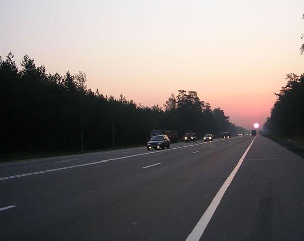 строительство объездной трассы м 7