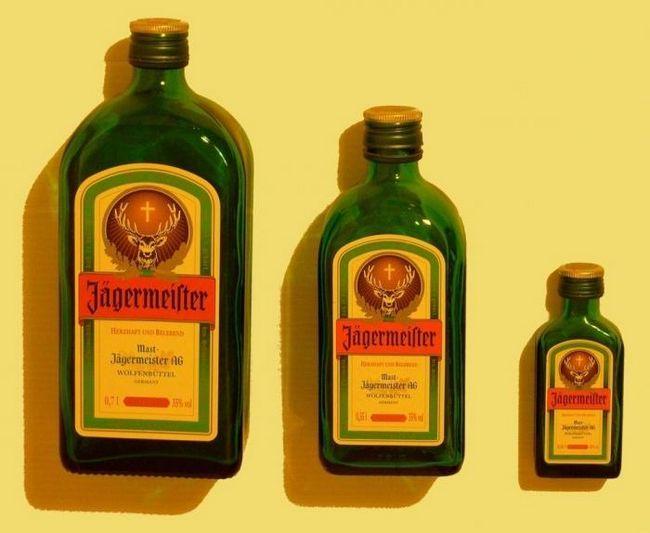 Егермейстер как пить