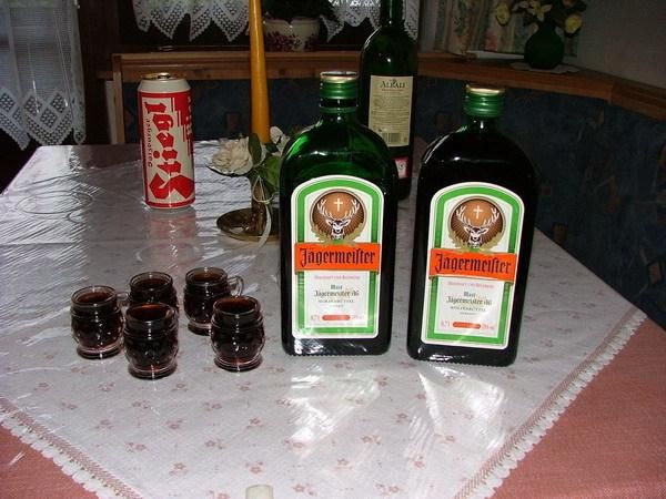 Как пить Егермейстер?