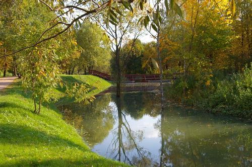 Тропаревский парк - юго-запад столицы