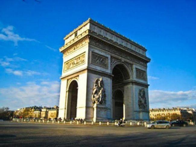тур в париж поездом