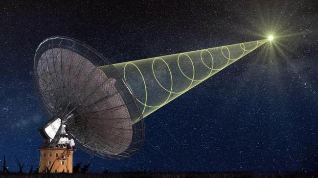 Ученые планируют отправить сообщение в космос, в надежде связаться с внеземными цивилизациями