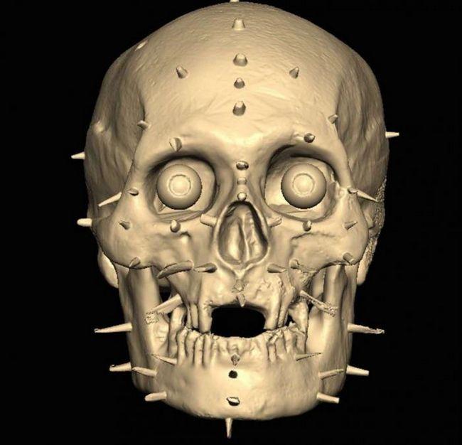 Ученые реконструировали лицо шотландского короля роберта брюса